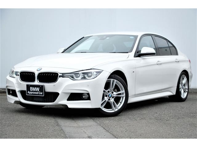 BMW 320i Mスポーツ フロントシートヒーター・純正TV・コンフォートアクセス・リヤカメラ・前後PDC・Dアシスト・レーンチェンジワーニング・ACC・純正18AW