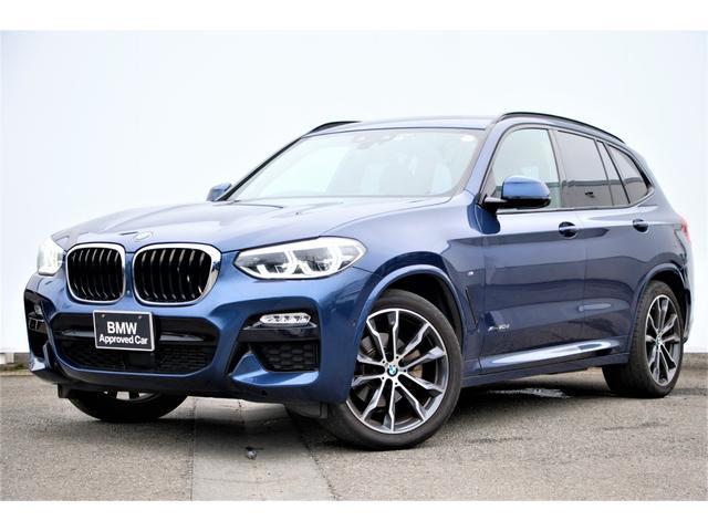 BMW X3 xDrive 20d Mスポーツ ワンオーナー・ディスプレーキー・パノラマサンルーフ・アダプティブLED・Dアシスト+・パークアシスト+・TV・HUD・harman kardonジェスチャーコントロール・ドライブレコーダー純正20AW