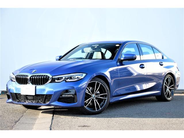 BMW 320d xDrive Mスポーツ コンフォートアクセス・バリアブルスポーツステア・フロントシートヒーター・Dアシストプロ・パークアシスト+・純正18AW