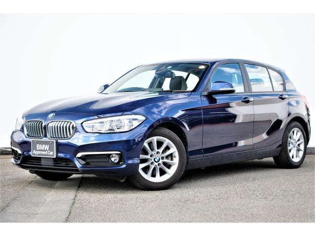 BMW 118i スタイル コンフォートアシスト・リヤカメラ・前後PDC・フロントシートヒーター・Dアシスト・パーキングアシスト・ACC・純正16AW