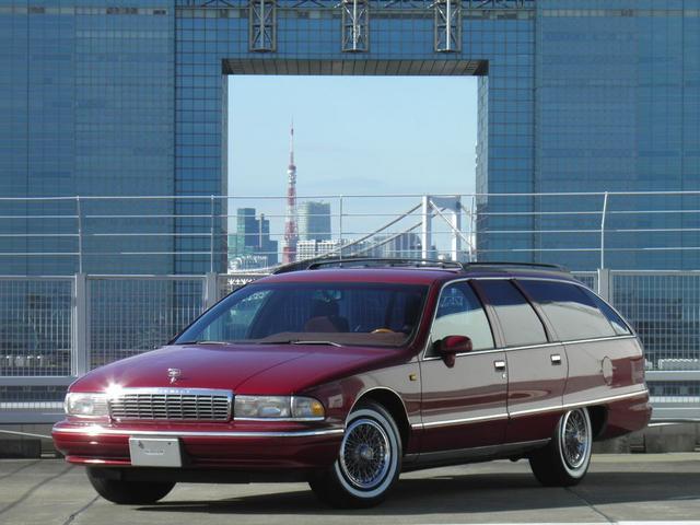 シボレーカプリス(シボレー) クラシックワゴン 中古車画像