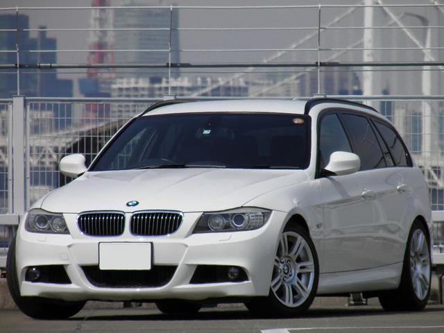 BMW 325iツーリング Mスポーツパッケージ 後期 ETC