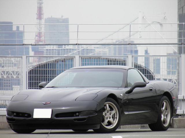 シボレー Z51 6速マニュアル 左ハンドル ブラックレザーシート