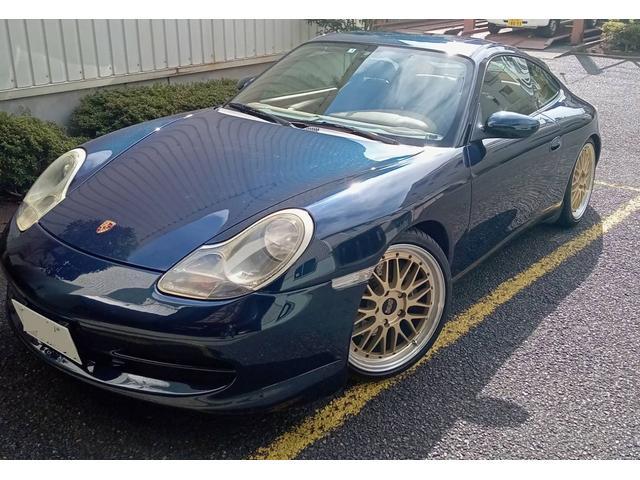 ポルシェ 911 911カレラ BBS19インチアルミ バケットシート