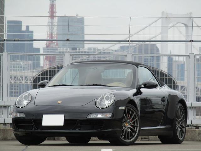 ポルシェ 911 911カレラ4 カブリオレ スポーツクロノパッケージ