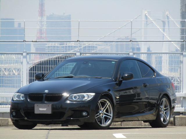 BMW 320i Mスポーツ・エディション 特別仕様車 ブラックダコタ・レザーシート サンルーフ 純正ナビ テレビ バックカメラ 専用18インチアルミ パドルシフト ブラックキドニーグリル