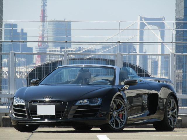 アウディ GT 世界限定333台 日本国内正規販売10台限定車 ディーラー車