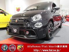 アバルト アバルト595コンペティツィオーネ 登録済み未使用車 新車保証付き