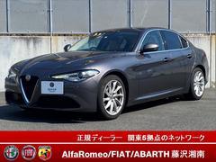 ジュリア当店試乗車 新車保障継承CarPlayAndroidAuto