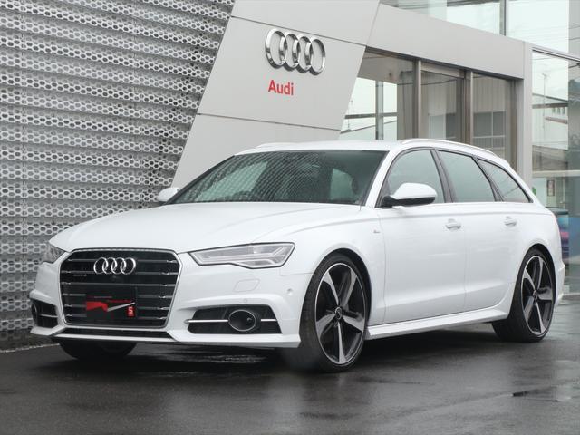 アウディ 2.0TFSIクワトロ Sライン Audiスポーツ21インチ