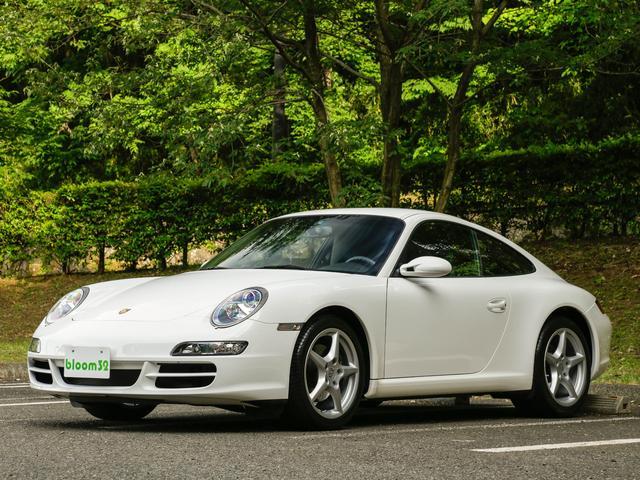 ポルシェ 911カレラ HDDナビ地デジ D車 2008年モデル