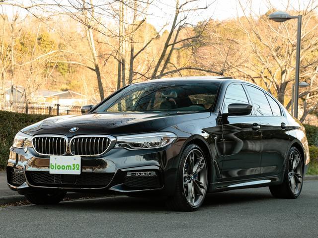 BMW 530i Mスポーツ法人1オーナー SR 純正20AW 左H