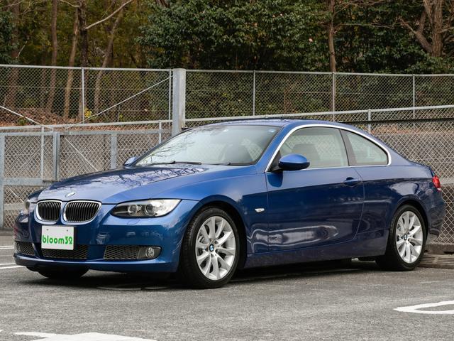 BMW 335i ディーラー記録簿10枚 実質1オーナー 黒レザー