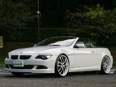 BMW650iカブリオレ 左H ASHANTI22AW KW車高調