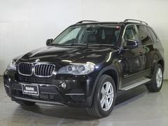 BMW X5xDrive 35i サンルーフ ブラックレザー