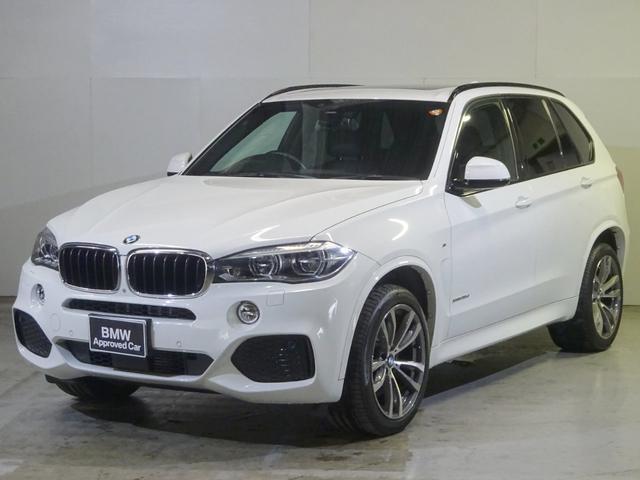 BMW xDrive 35d Mスポーツ 黒革20インチ サンルーフ