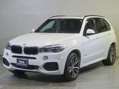 BMW X5xDrive 35d Mスポーツ 黒革20インチ サンルーフ
