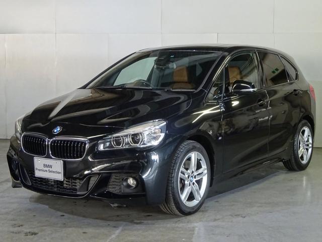 BMW 218iアクティブ Mスポーツ レザーサンルーフコンフォート