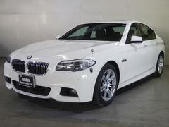 BMW535i Mスポーツ サンルーフACCレーンチェンジ黒レザー