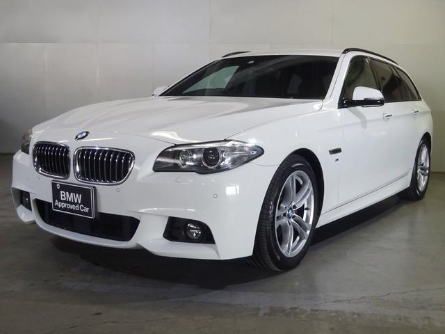 BMW 523dツーリング Mスポーツ ACC パワーリアゲート