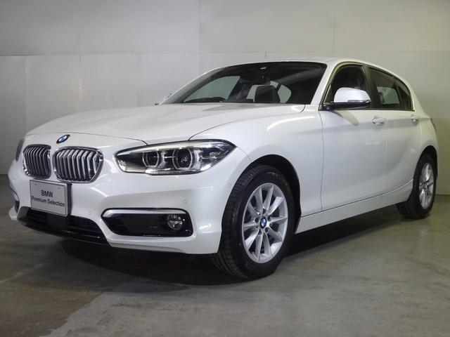 BMW 118i スタイル ACC 前後パークセンサー 自動駐車