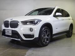 BMW X1xDrive 18d xライン黒レザー電動シートコンP