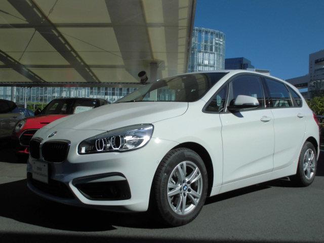 BMW 218i コンフォート プラス 自動パーキング