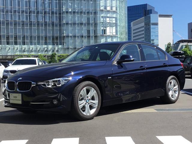 BMW 318iスポーツ