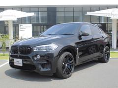 BMW X6 Mエディションブラックファイヤ サンルーフ