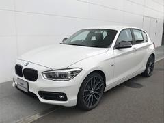 BMW118iスポーツ 新品20インチ コンフォート パーキング