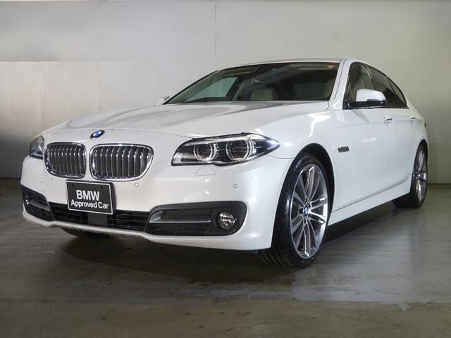 BMW 523iグレースラインACCベージュ革LED新品20インチ