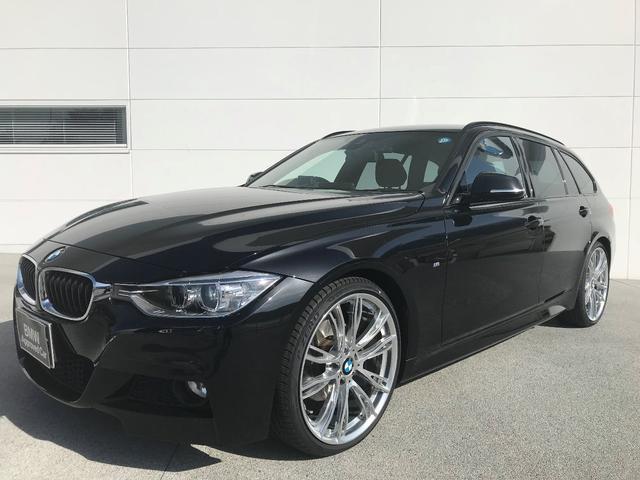 BMW 320d Mスポーツ 新品20インチAWタイヤ