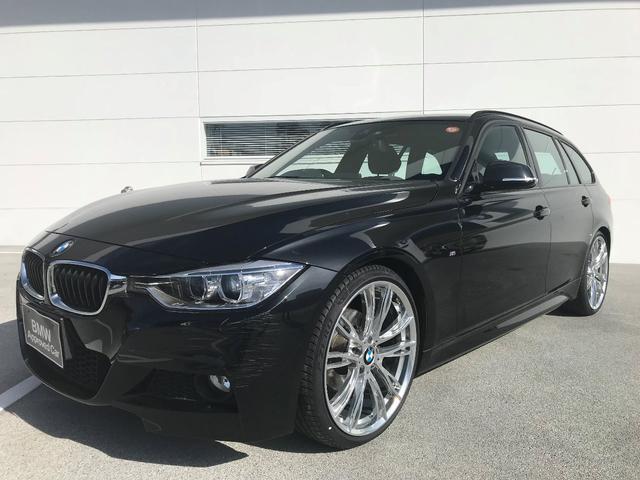 BMW 320i Mスポーツ新品20インチAWタイヤ