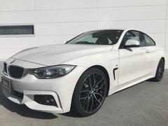 BMW435iクーペMスポーツ 新品20AWタイヤ ACC LED