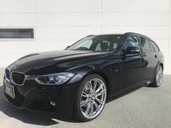 BMW320d Mスポーツ 新品20インチAWタイヤ