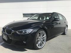 BMW320i Mスポーツ新品20インチAWタイヤ