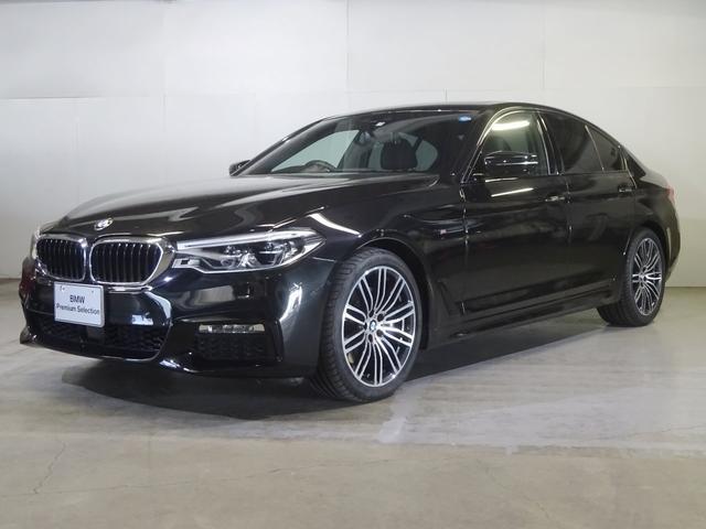 BMW 530i Mスポーツ ブラックレザー サンルーフ