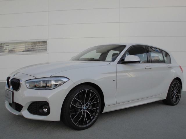 BMW 118d Mスポーツ 黒レザーACCパーキング19インチ