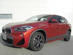 BMW X2xDrive 20i MスポーツX黒レザー電動シート