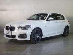 BMW118d MスポーツACCパーキングサポ黒レザー新19インチ