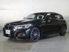 BMW118d Mスポーツ ACC黒レザー新19AWパーキングサポ