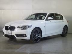 BMW118d スポーツACCコンフォート新19AWパーキングサポ