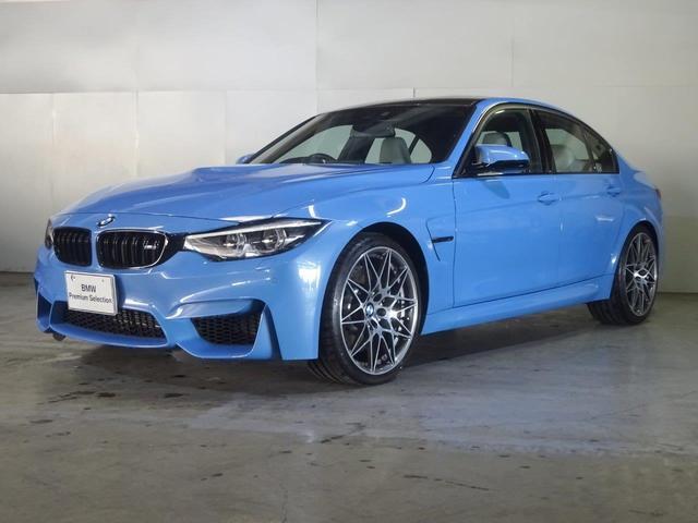 BMW M3セダン コンペティションPKG DCT