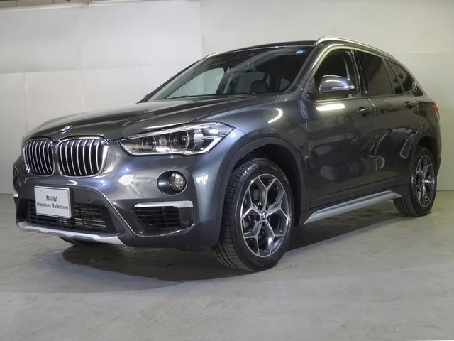 BMW sDrive 18i xラインモカレザーACCコンP
