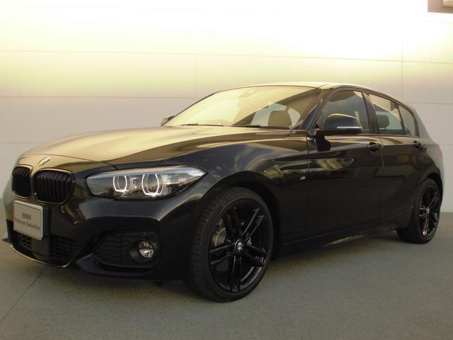 BMW 118i Mスポーツエディションシャドー黒革ACC