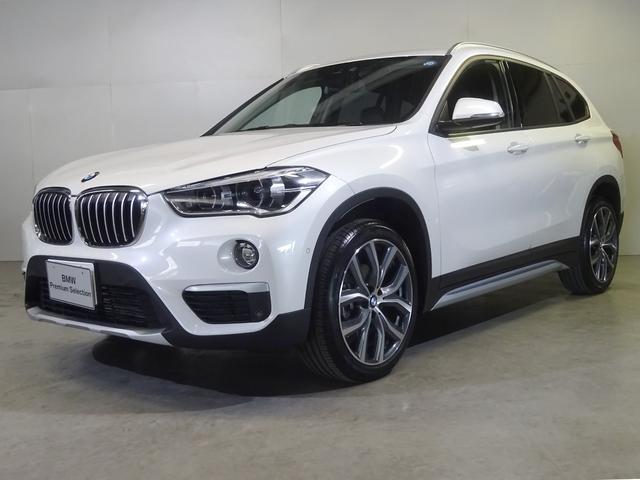 BMW xDrive 18d xライン黒レザーACCコンP19インチ