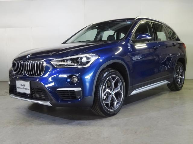 BMW sDrive18ixラインコンP