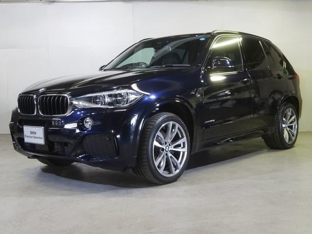 BMW xDrive 35d Mスポーツサンルーフ20インチ