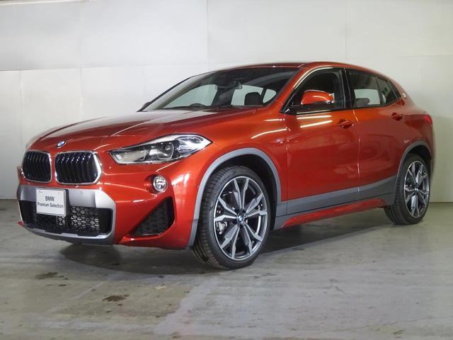 BMW xDrive 20i MスポーツXデビューP黒革20インチ