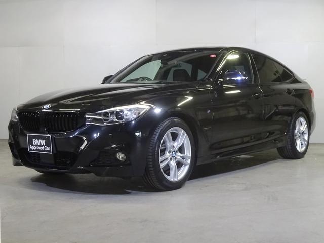 BMW 320iグランツーリスモMスポーツサンルーフ黒革